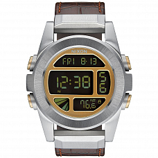Часы NIXON UNIT SS LEATHER A/S от Nixon в интернет магазине www.b-shop.ru