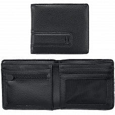 Кошелек NIXON Showdown Bi-Fold Zip Wallet A/S от Nixon в интернет магазине www.b-shop.ru