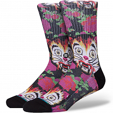 Носки STANCE LIBERTINE CAT MAN DO FW18 от Stance в интернет магазине www.b-shop.ru