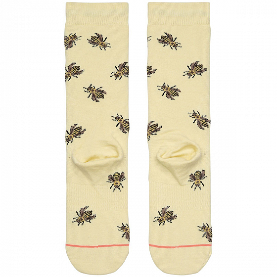 Носки STANCE FOUNDATION WOMEN BUZZCHILL CREW FW19 от Stance в интернет магазине www.b-shop.ru - 3 фото