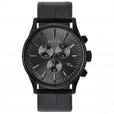 Часы NIXON SENTRY CHRONO LEATHER A/S от Nixon в интернет магазине www.b-shop.ru