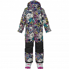 Комбинезон BURTON GIRLS MS ILUSN O PC FW17 от Burton в интернет магазине www.b-shop.ru