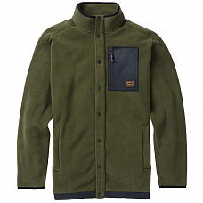 Толстовка BURTON MB HEARTH FLC SNAP FW19 от Burton в интернет магазине www.b-shop.ru