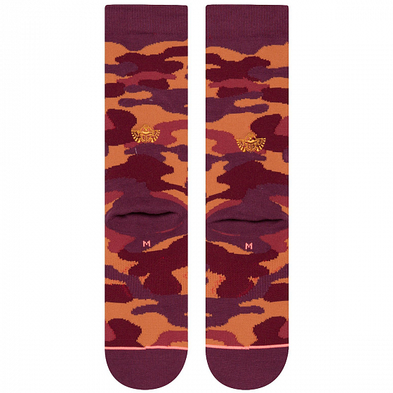 Носки STANCE FOUNDATION WOMEN EGYPTIAN BEETLE FW19 от Stance в интернет магазине www.b-shop.ru - 3 фото