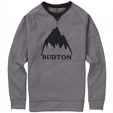 Толстовка BURTON MB CROWN BNDD CREW FW19 от Burton в интернет магазине www.b-shop.ru