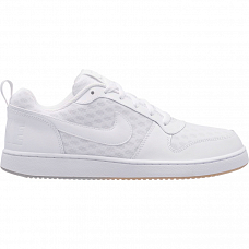 Низки кеды NIKE COURT BOROUGH LOW SE SS18 от Nike в интернет магазине www.b-shop.ru