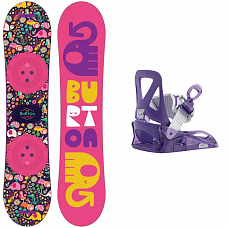 Комплект K ALL-MOUNTAIN HALF PACKAGE 2 FW19 от Burton в интернет магазине www.b-shop.ru