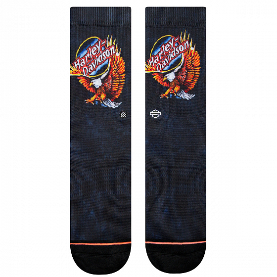 Носки STANCE HARLEY NIGHT EAGLE W FW19 от Stance в интернет магазине www.b-shop.ru - 2 фото